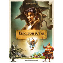 Emerson és Tsa. - avagy a titokzatos mordiai bűneset