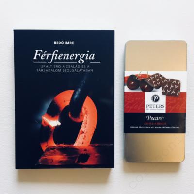 Férfienergia fűszeres csokival