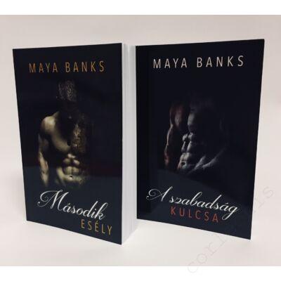 Maya Banks KGI 1-2