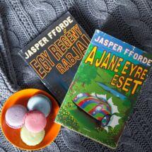 Jasper Fforde sorozat